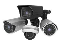 4 cctv cameras